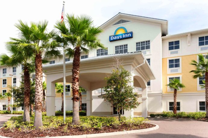 The Days Inn by Wyndham Palm Coast