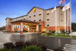 Super 8 by Wyndham Pennsville